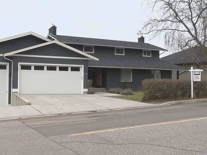 The Okanagan Mainline Real Estate Board says single family home sales in the Central Okanagan rose 22.5 per cent from May to June.