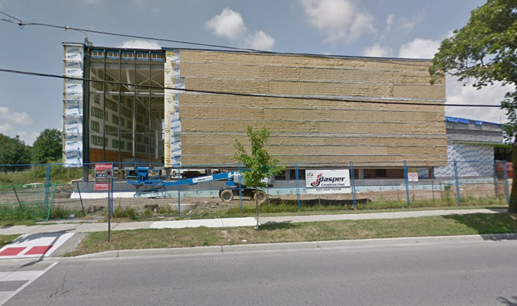 The City of London has announced it has removed Jasper Construction from its East Lions Community Centre project.