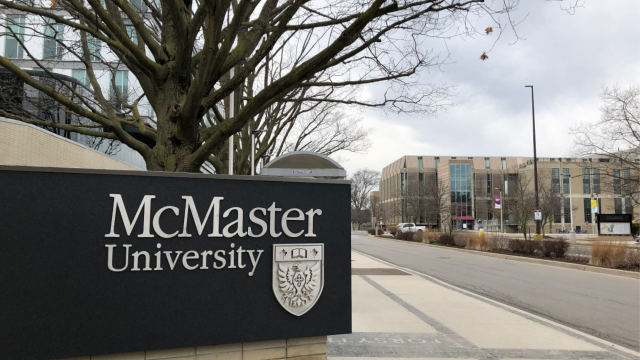 Image result for McMaster University