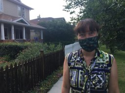 Continue reading: COVID-19: Doctors say wearing masks in crowded outdoor spaces helps prevent spread of coronavirus