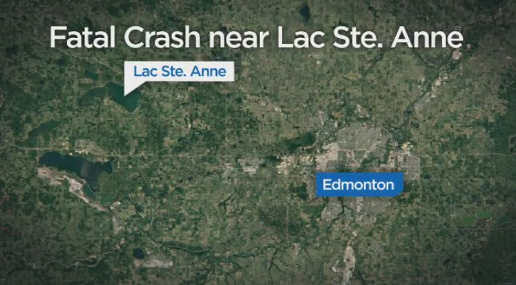 A 33-year-old man's body was found one day after a rollover in Parkland County, Sunday, July 26, 2020.