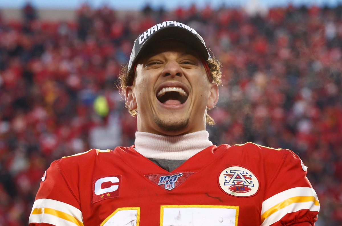 Kansas City Chiefs quarterback Patrick Mahomes has signed the richest contract in North American sports history.