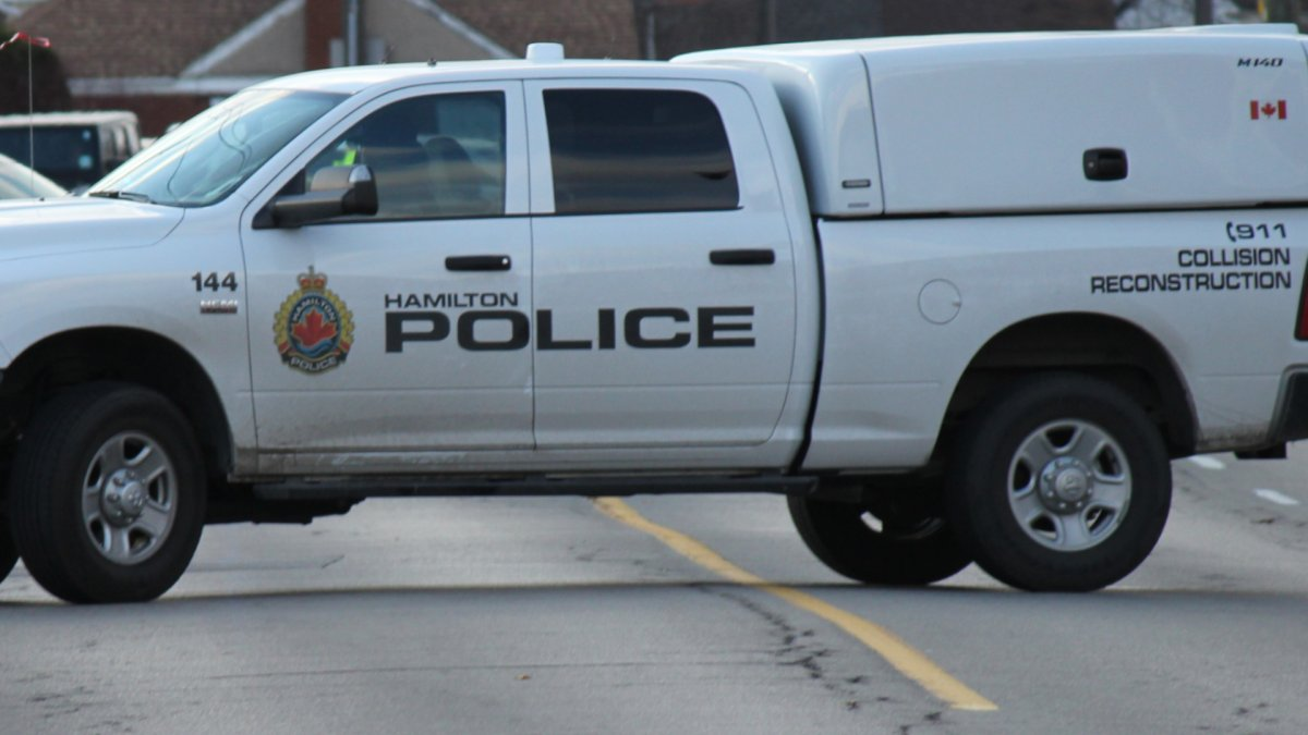 Police investigating motorcycle, SUV crash in Hamilton that sent man to hospital - image