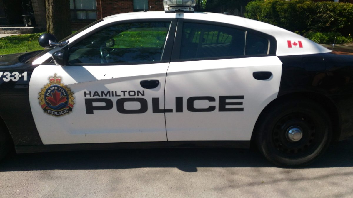 Hamilton police say two men were shot on the Red Hill Valley Parkway in the evening of Friday July 10, 2020.