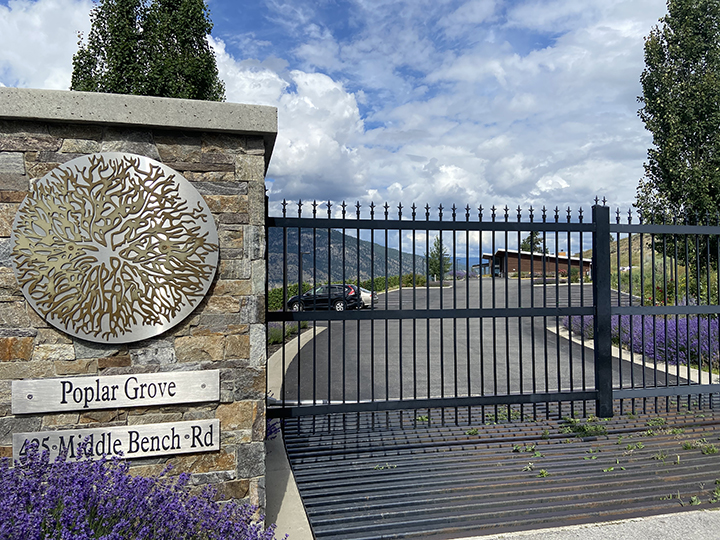 Poplar Grove Winery near Penticton says it immediately closed its doors after learning of the positive coronavirus test, but reopened on Monday after a deep clean of the premises.