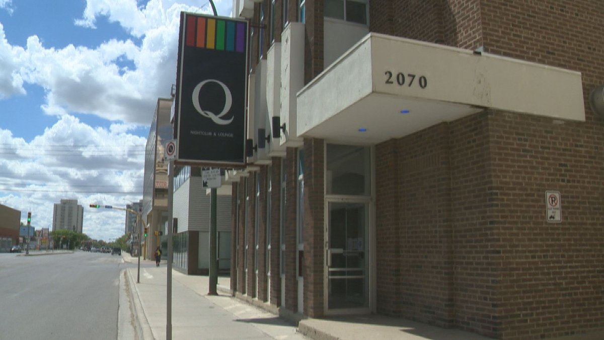 Regina's Q Nightclub set up a GoFundMe campaign to help offset expenses incurred during the pandemic.
