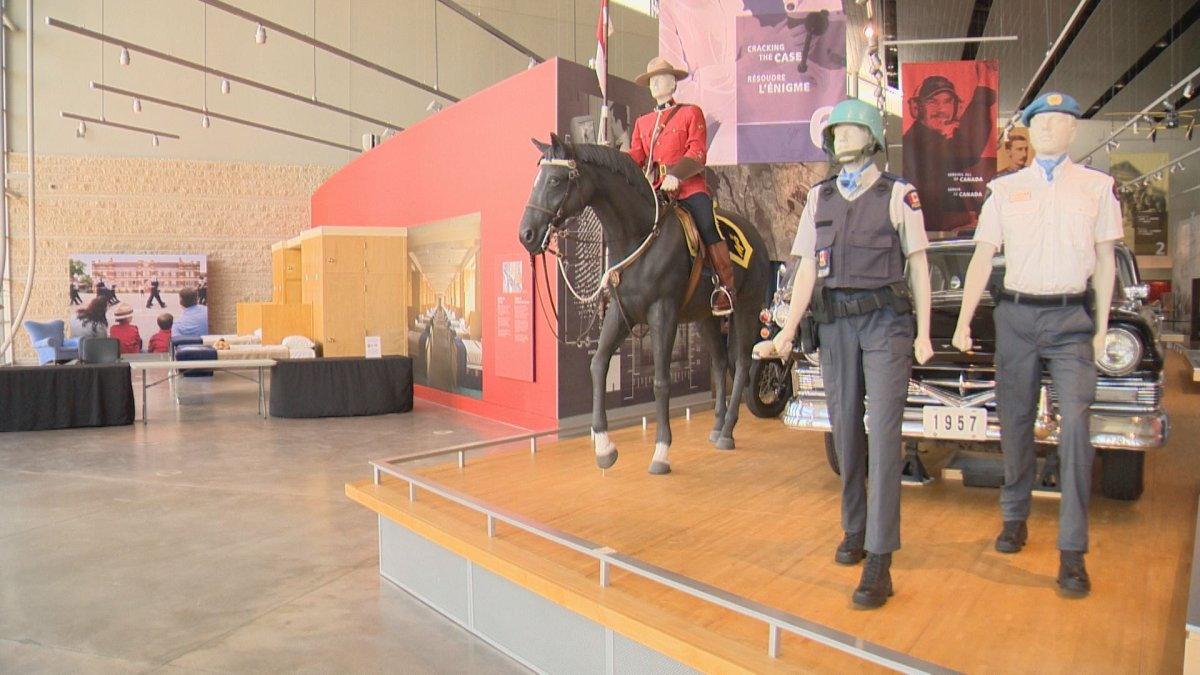Regina's RCMP museum will be the third national one outside of the Ottawa region; the other two are Halifax's Pier 21 Museum of Immigration and Winnipeg's Human Rights Museum.
