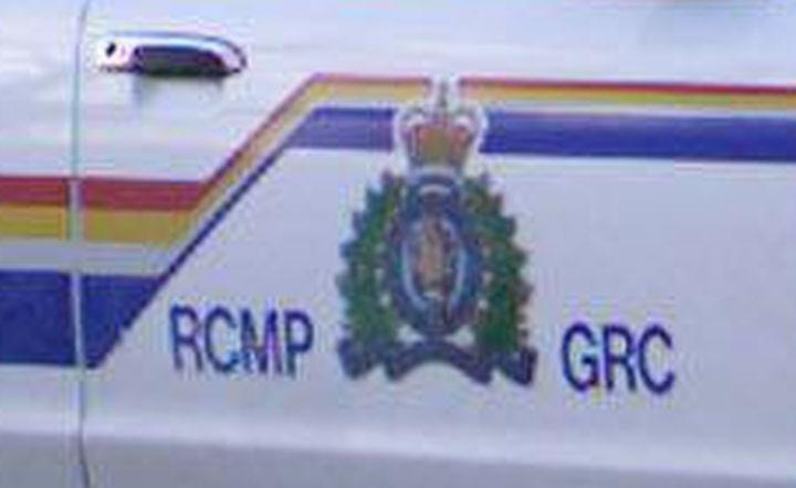 A file photo of an RCMP cruiser.