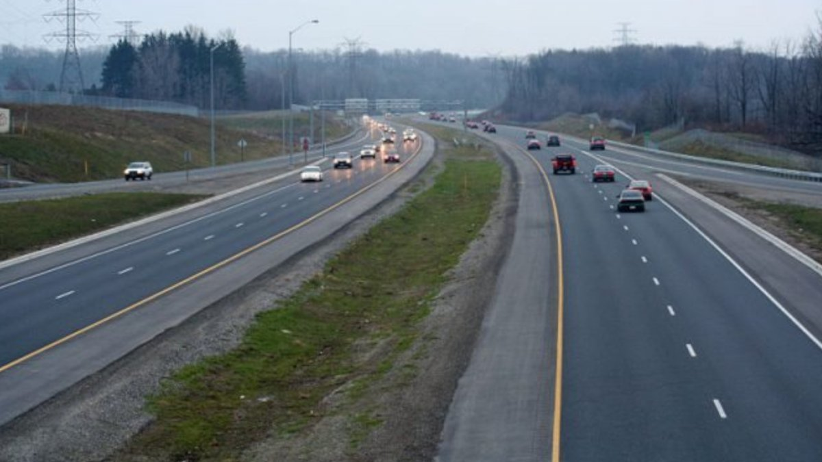 Starting Monday, the city says the speed limit will be set at 80 km/h along the entire stretch of the parkway, from the QEW to Dartnall Road.