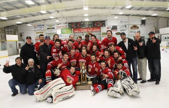 Morden, Man.'s minor hockey team is changing its name.