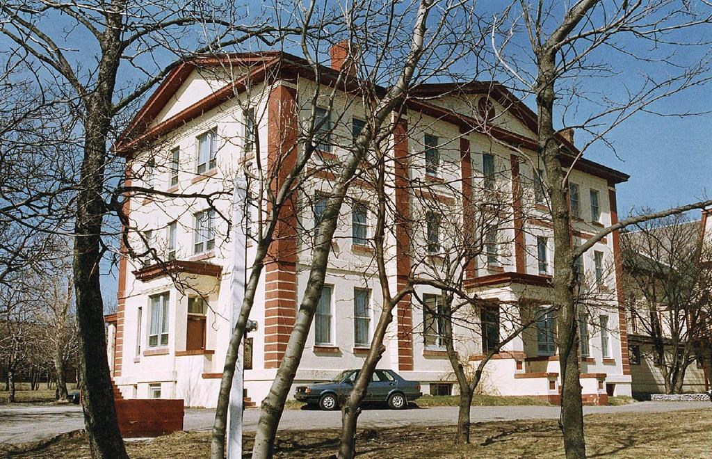 The Mount Cashel orphanage is shown in a 1989 file photo. Newfoundland and Labrador's highest court says the Roman Catholic Episcopal Corporation of St. John's is financially liable for sexual abuse at the notorious Mount Cashel orphanage in the 1950s.THE CANADIAN PRESS/Andrew Vaughan.