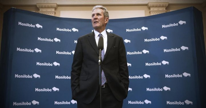 Manitoba premier discusses COVID-19 vaccine measures