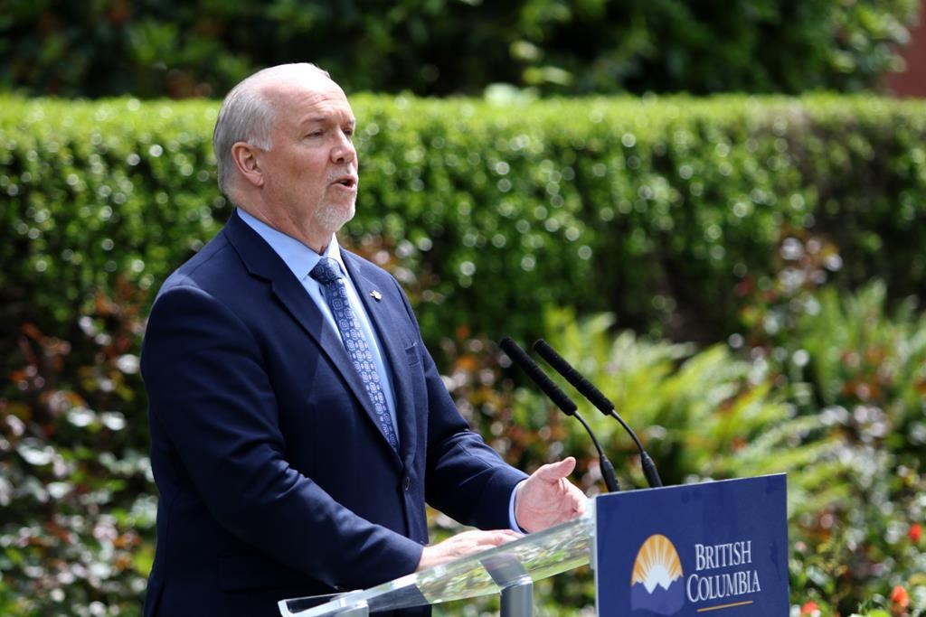 B.C. Premier John Horgan has refused to definitively say whether he will call an early provincial election, amid speculation that British Columbians will be heading to the polls a year earlier than scheduled.