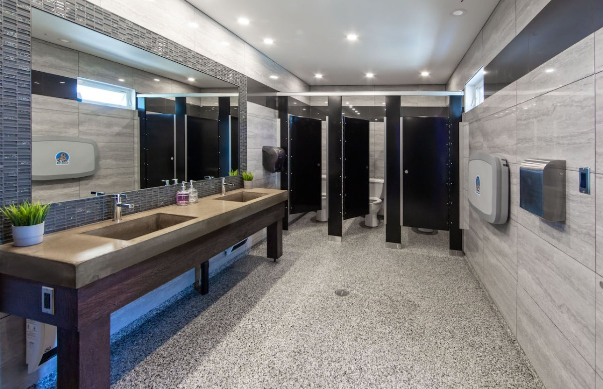 The Westview RV Park in Wetaskiwin, Alta., has been nominated in the Cintas Canada 2020 Canada's Best Restroom contest.