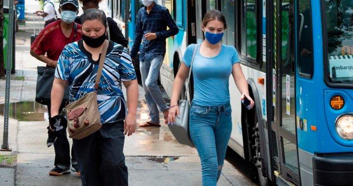 Montreal transit returning to mandatory front door boarding on Monday