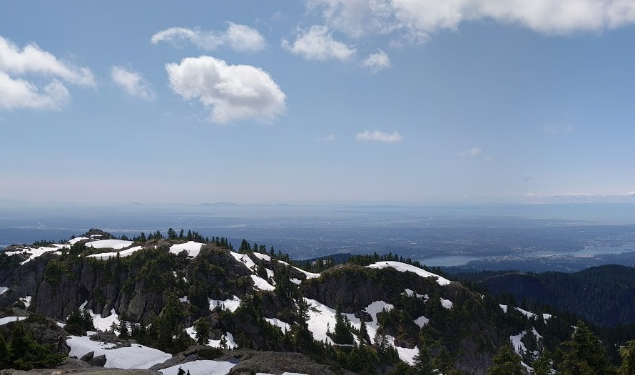 Mount Seymour Provincial Park is one of six parks included in the new day pass program.
