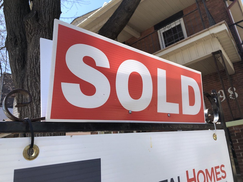 Royal LePage says customers looking for more space put pressure on the housing market in Ontario, which pushed up prices in the second quarter.