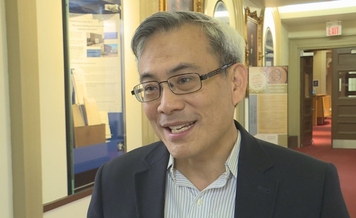 Former MP for the region Ted Hsu says he will be seeking the Ontario Liberal Party nomination for Kingston and the Islands.