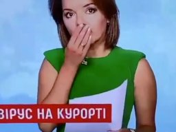 Continue reading: News anchor's tooth falls out mid-broadcast, but she keeps going like nothing happened