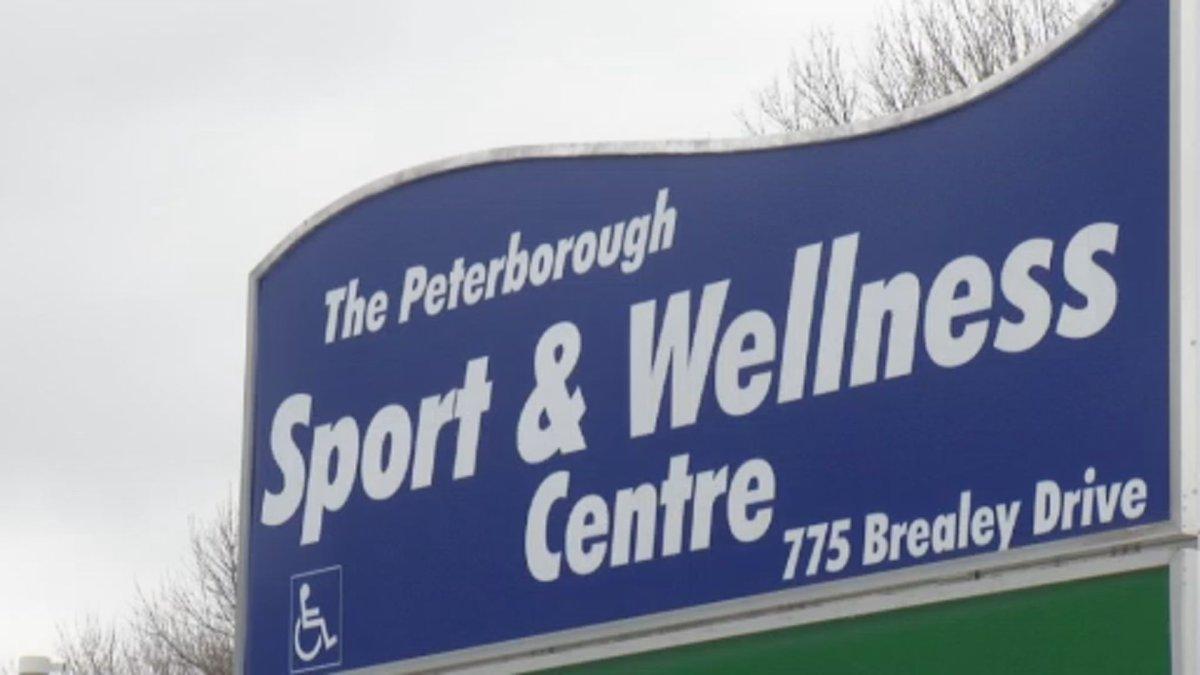 Peterborough Sport and Wellness Centre.