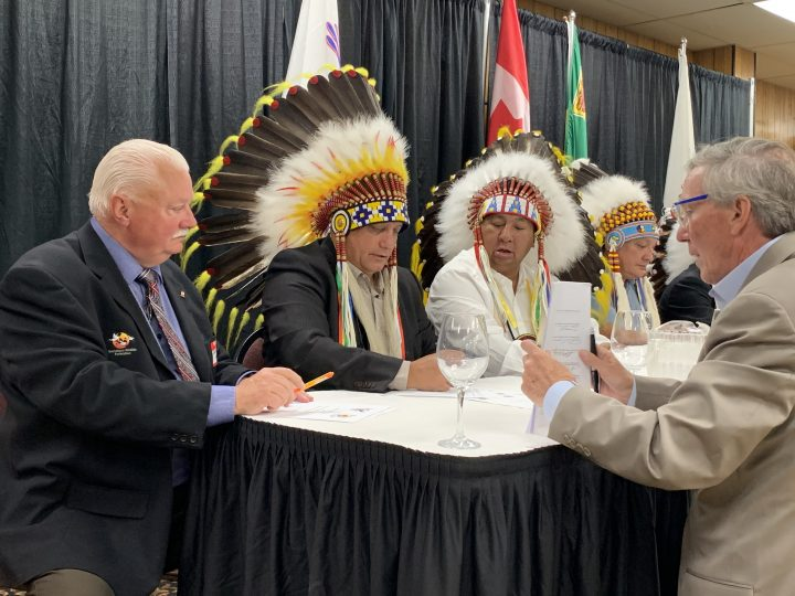 The Saskatoon Wildlife Federation and Saskatoon Tribal Council hope to achieve common goals together.