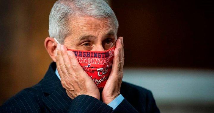 U.S. may see 'surge upon surge' of coronavirus in coming weeks, Fauci warns – National