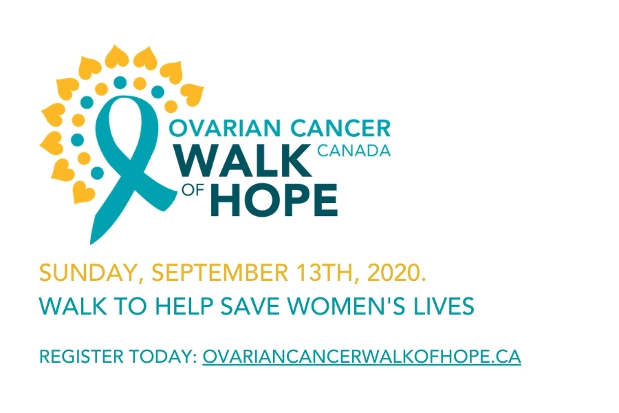 Global Calgary Supports The 2020 Ovarian Cancer Canada Walk Of Hope The Virtual Edition Calgary Globalnews Ca