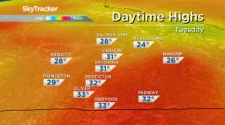 Continue reading: Okanagan weather: 30 degree heat returns for September