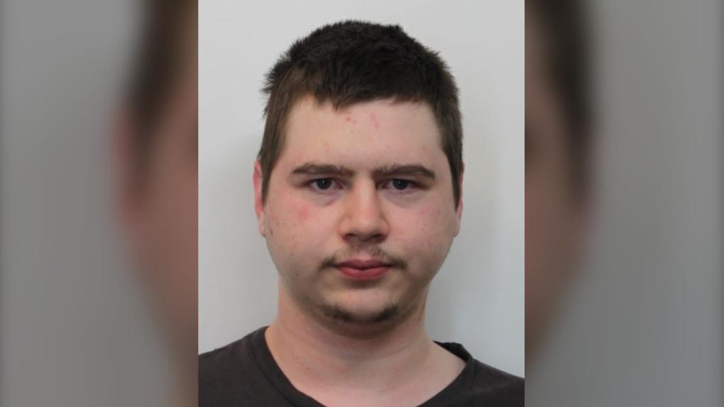 New Brunswick RCMP say Nicholas (Nick) Bain has been taken into custody.