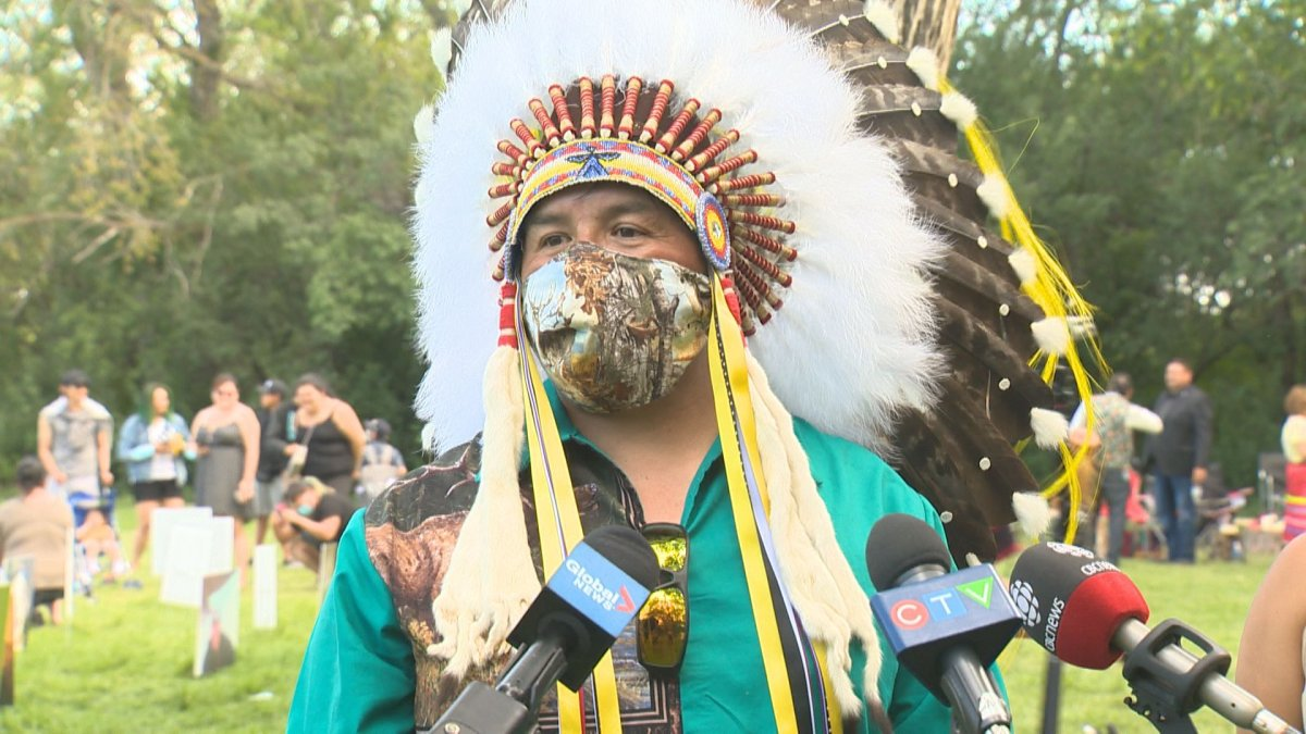 FSIN Chief Bobby Cameron said they have an inherent right under treaty rights to the vaccines and being placed on the priority list.