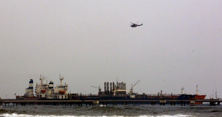 U.S. seizes Iranian oil from four tankers en route to Venezuela