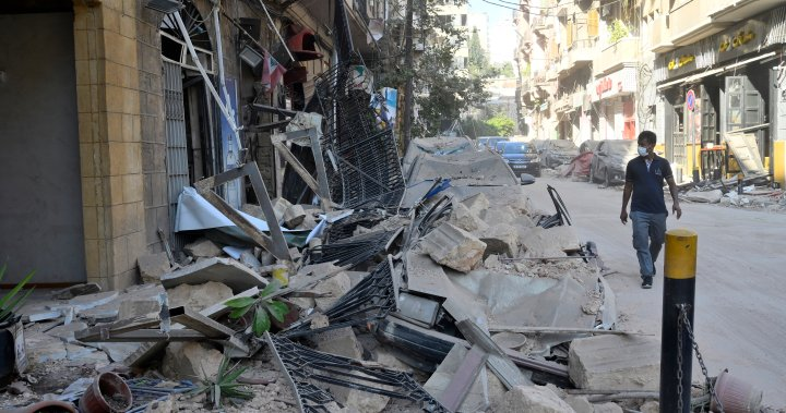 Beirut explosion: Lebanese-Canadian group raises money while grappling with tragedy
