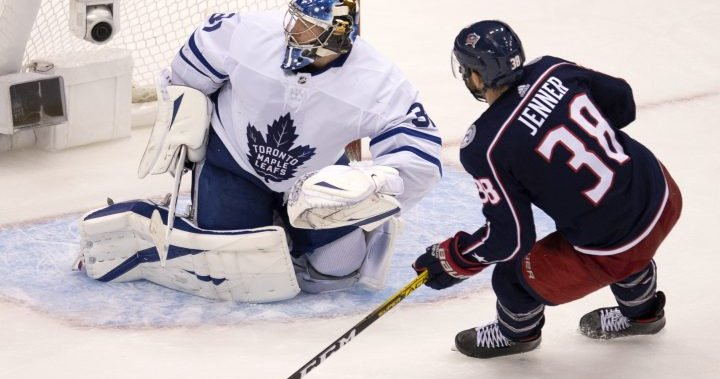 Columbus hopes for Game 5 bounceback after historic collapse against Leafs