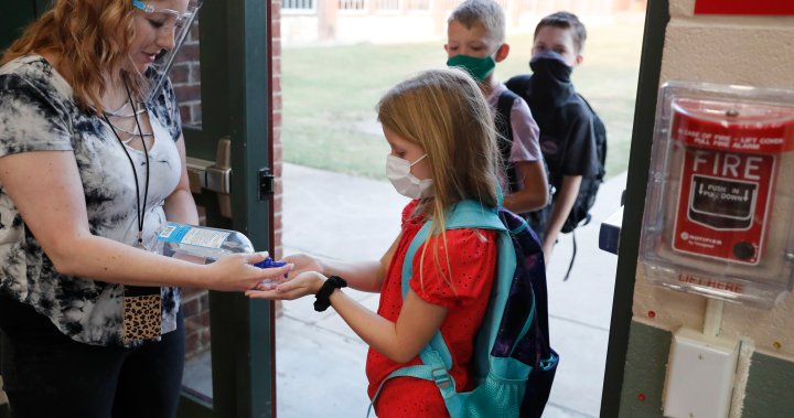 How to help kids cope with back-to-school stress amid coronavirus: experts weigh in