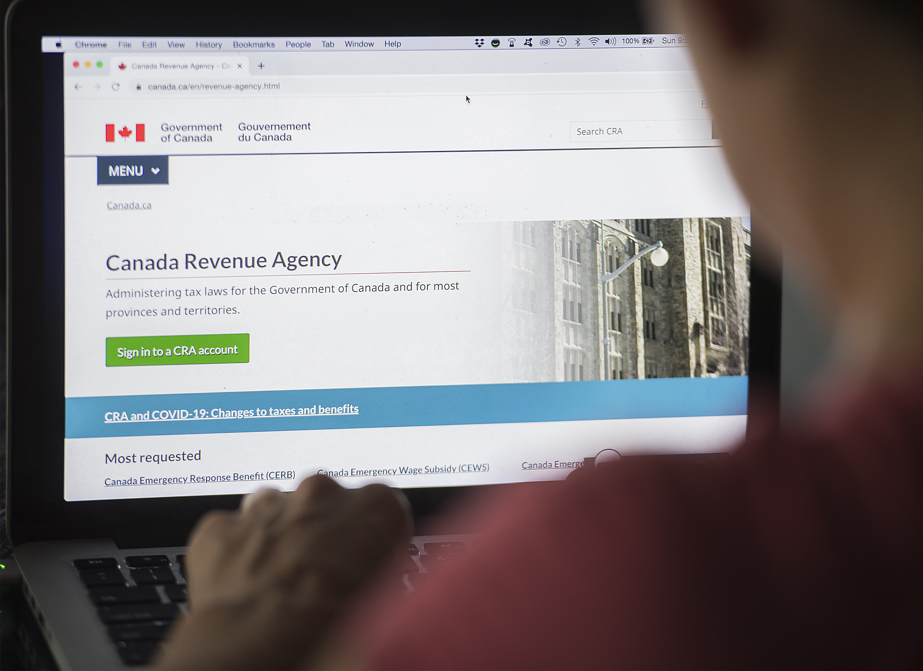 What To Know And Do About The Cra Breach And Shutdown National Globalnews Ca