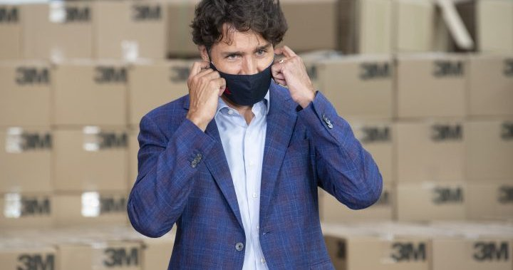 Canada 'on the brink' of coronavirus surge, second wave underway in some regions: Trudeau