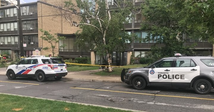 City of Toronto staff member stabbed while on shift at interim housing apartment site