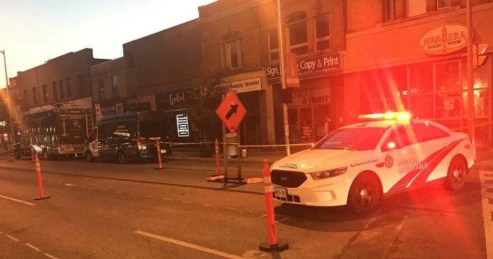 Man in life-threatening condition after stabbing in Toronto