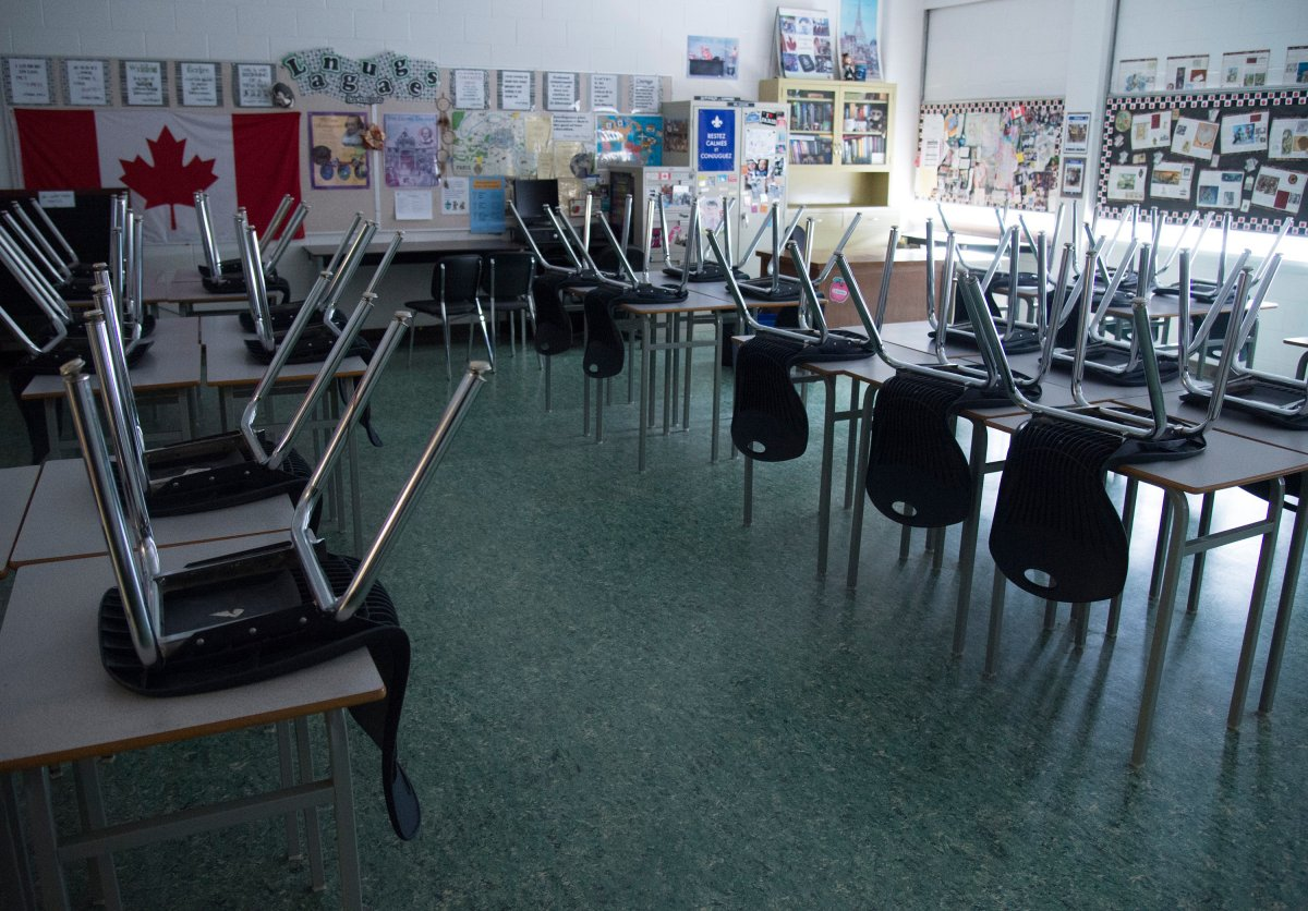 Parents of special needs students worry about Alberta's back-to-school plan.