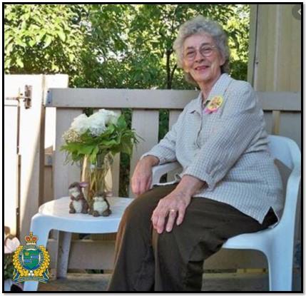 76-year-old Livia Beirnes