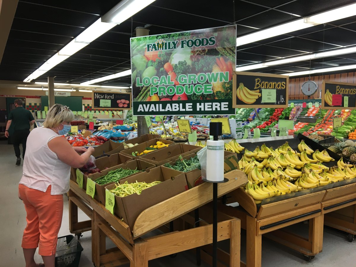Dakota Family Foods is seeing an increase in customers during the pandemic.