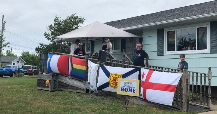 Dartmouth group home residents celebrate Natal Day in 'reverse'