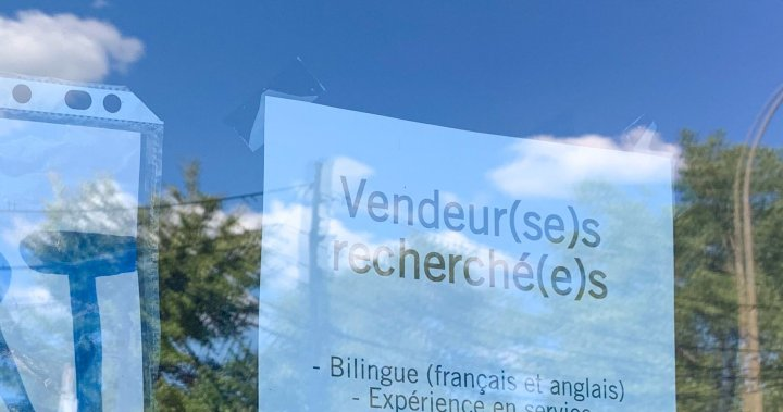 40% of Quebec companies want their employees to have English language skills: poll