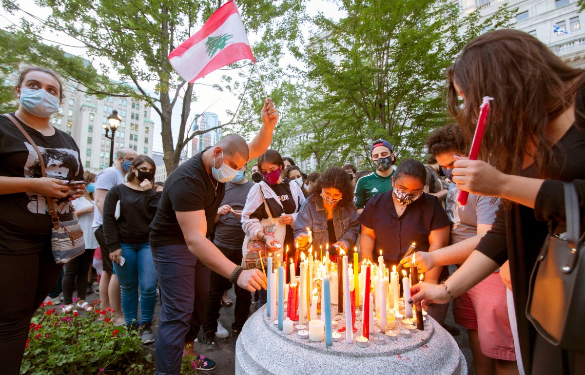 In Montreal's tight-knit Lebanese community, almost everyone knows someone overseas who has been injured or killed in Tuesday's tragedy, according to Lamia Charlebois, who runs a Facebook page for the community.