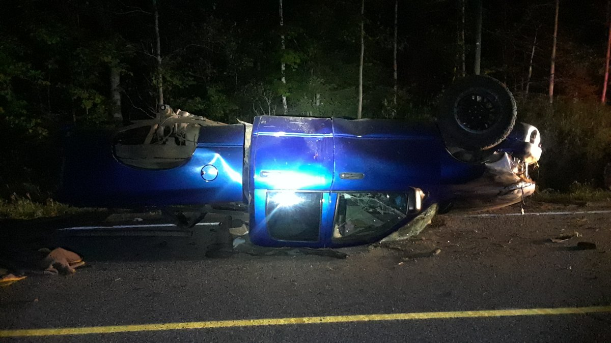 A Bancroft man faces impaired driving charges following a crash on Aug. 2.