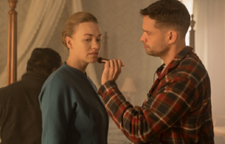 Makeup artist Alastair Muir, who was raised in Regina, has been nominated for an Emmy Award for his work on The Handmaid's Tale.