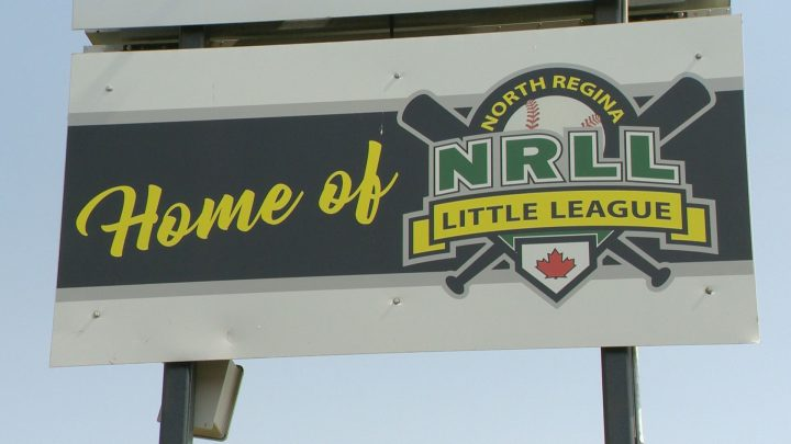 The North Regina Little League received $40,000 from the Toronto Blue Jays Jays Care charity.