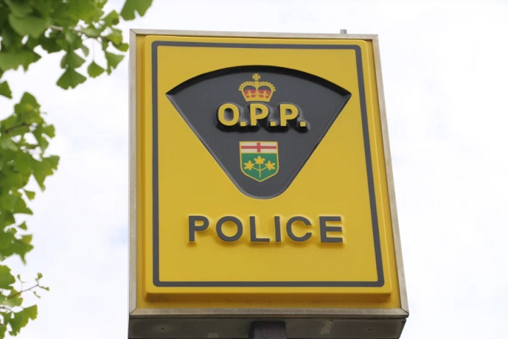 Shortly after 6 a.m. Tuesday, police say a driver collided with a number of unoccupied vehicles in a Barrie Road parking lot.