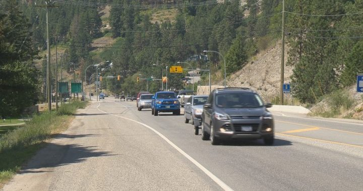 Peachland traffic bypass decision bypassed for now
