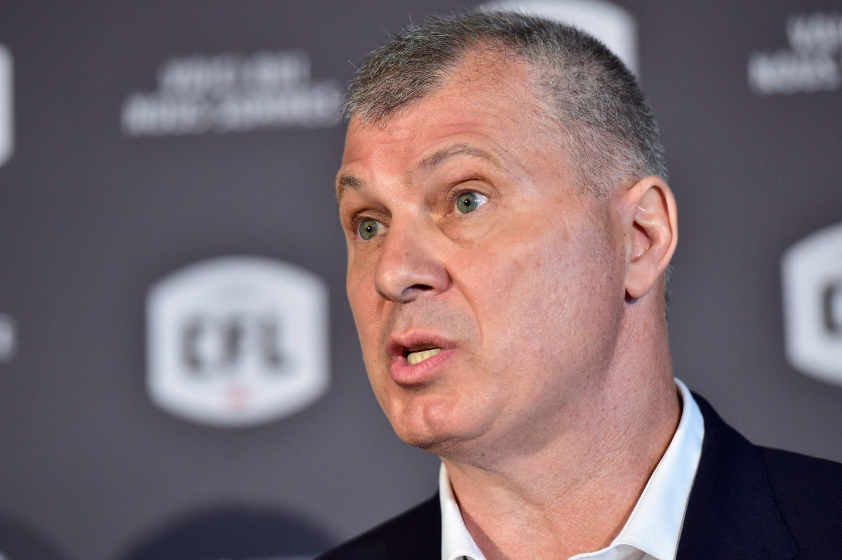 CFL Commissioner Randy Ambrosie officially announced the cancellation of the 2020 season on Monday, Aug. 17.